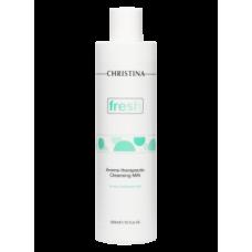 FRESH AROMA THERAPEUTIC CLEANSING MILK FOR OILY SKIN Ароматерапевтическое очищающее молочко для жирной кожи, 300 мл