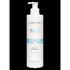 FRESH AZULENE CLEANSING GEL FOR DELICATE & REDDISH SKIN Азуленовый очищающий гель для чувствительной и склонной к покраснениям кожи, 300 мл