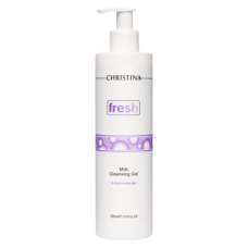 FRESH MILK CLEANSING GEL FOR DRY AND NORMAL SKIN Молочный очищающий гель для сухой и нормальной кожи, 300 мл