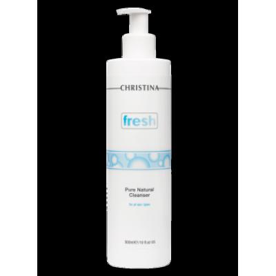FRESH PURE & NATURAL CLEANSER Натуральный очищающий гель для всех типов кожи, 300 мл