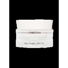 Wish Day Cream SPF 12  Дневной крем с SPF 12, 50 мл