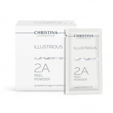 Illustrious 2а Peel Powder - Пилинг- порошок (шаг 2а), 30х4,5 гр, ILLUSTRIOUS, CHRISTINA