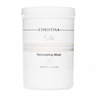 Silk Remodeling Mask - Водорослевая ремоделирующая маска (шаг 7), 500мл, SILK, CHRISTINA
