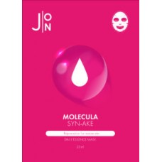 Тканевая маска для лица ЗМЕИНЫЙ ПЕПТИД MOLECULA SYN-AKE DAILY ESSENCE MASK 23 мл