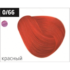 OLLIN performance 0/66 красный 60мл перманентная крем-краска для волос