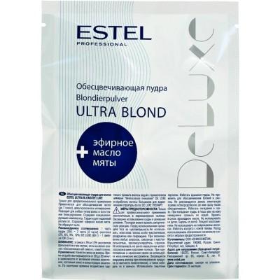 Осветляющий порошок Эстель Ultra Blond DeLuxe 30 г.
