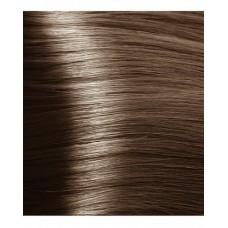 HY 7.81 Блондин карамельно-пепельный, крем-краска для волос с гиалуроновой кислотой, 100 мл
