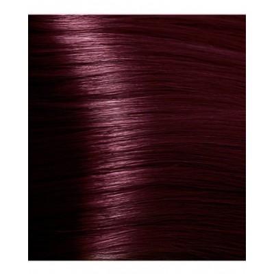 HY 5.66 Светлый коричневый красный интенсивный, крем-краска для волос с гиалуроновой кислотой, 100 мл