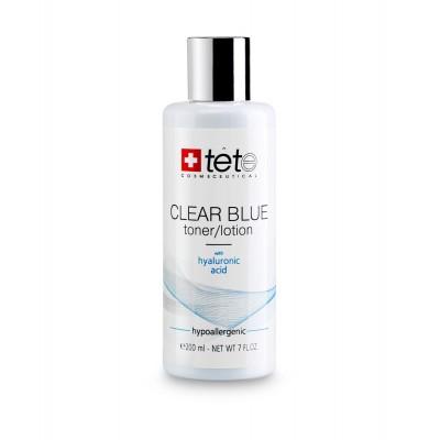 Тоник/лосьон с гиалуроновой кислотой /CLEAR BLUE Toner/Lotion/