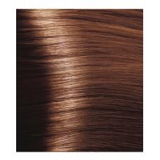 HY 6.43 Темный блондин медный золотистый, крем-краска для волос с гиалуроновой кислотой, 100 мл