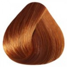 7. 34 краска для волос Эстель Средне-русый золотисто - медный / коньяк Estel Essex Princess 60 мл.