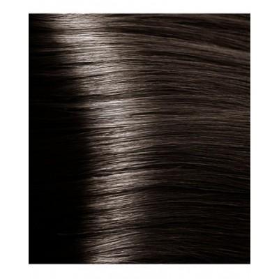 HY 5.07 Светлый коричневый натуральный холодный, крем-краска для волос с гиалуроновой кислотой, 100 мл