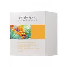 Альгинатная лифтинг-маска с аминокислотным комплексом и экстрактом облепихи, Beauty Style, 30 г*1 шт