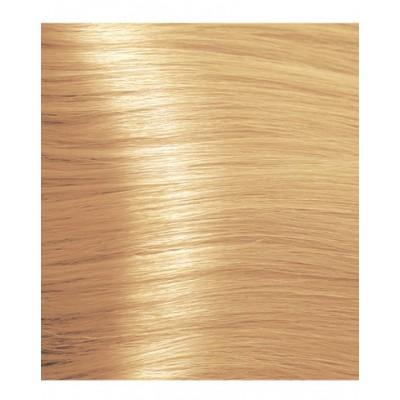 HY 10.34 Платиновый блондин золотистый медный, крем-краска для волос с гиалуроновой кислотой, 100 мл