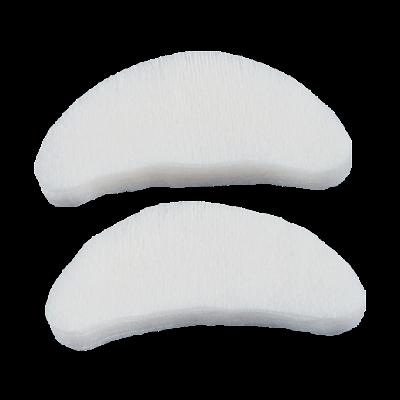 Салфетки-бобы под глаза мягкие непромокаемые 100 пар/уп