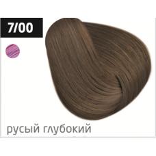 OLLIN performance 7/00 русый глубокий 60мл перманентная крем-краска для волос