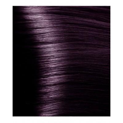 HY 02 Усилитель фиолетовый, крем-краска для волос с гиалуроновой кислотой, 100 мл