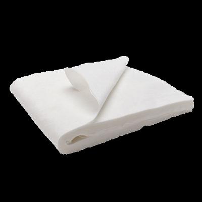 Полотенце Спанлейс Эконом Белый 40х70 100 шт/уп пластом
