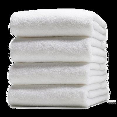 Полотенце Махра Белый 50х90 см