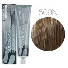 Matrix Socolor Beauty 509N (Очень светлый блондин) - Крем-краска для седых волос