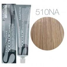Matrix Socolor Beauty 510NA (Очень очень светлый блондин натуральный пепельный) - Крем-краска для седых волос