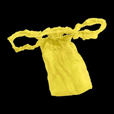 Трусы женские бикини рюшка Спанб 10 шт/уп поштучно