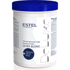 Обесцвечивающая пудра Эстель Ultra Blond DeLuxe 750 мл.