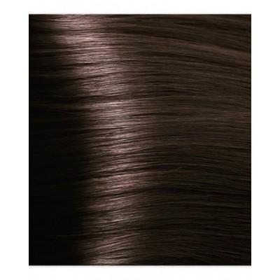 HY 5.35 Светлый коричневый каштановый, крем-краска для волос с гиалуроновой кислотой, 100 мл