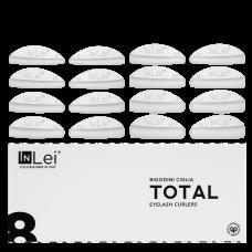 "InLei® ""TOTAL"" 8 pairs MIX Pack (S,M,L,XL,S1,M1,L1,XL1)"