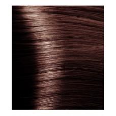 HY 6.45 Темный блондин медный махагоновый, крем-краска для волос с гиалуроновой кислотой, 100 мл