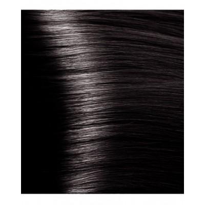 HY 4.8 Коричневый какао, крем-краска для волос с гиалуроновой кислотой, 100 мл