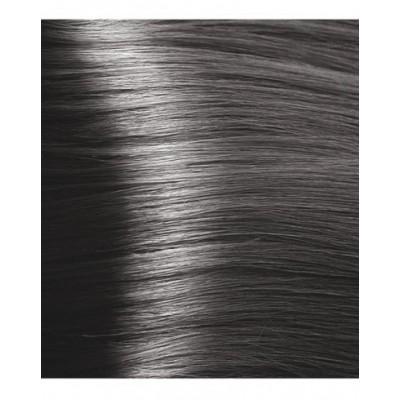 HY 01 Усилитель пепельный, крем-краска для волос с гиалуроновой кислотой, 100 мл