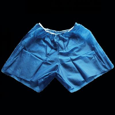 Трусы мужские шорты Спанбонд цветные 10 шт/уп поштучно