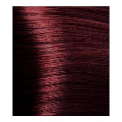 HY 5.6 Светлый коричневый красный, крем-краска для волос с гиалуроновой кислотой, 100 мл
