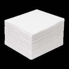 Салфетка из хлопка с тиснением 20х20 100 шт/уп