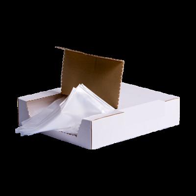 Простыня Полиэтилен Прозрачный 200х160 25 шт/уп Коробка