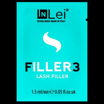 """InLei® Филлер для ресниц """"Filler 3"""" Объем: 1,5 мл"""