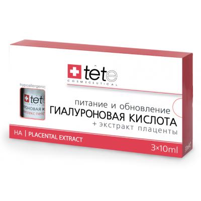 TETE Гиалуроновая кислота с эктрактом плаценты