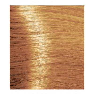 HY 9.34 Очень светлый блондин золотистый медный, крем-краска для волос с гиалуроновой кислотой, 100 мл