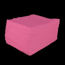 Полотенце Спанлейс Эконом Розовый 35х70 50 шт/уп поштучно