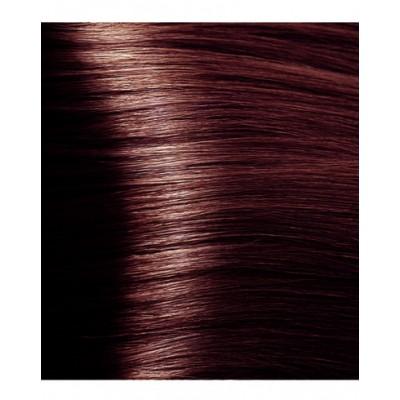 HY 4.5 Коричневый махагоновый, крем-краска для волос с гиалуроновой кислотой, 100 мл