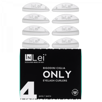 """InLei® """"ONLY"""" 4 pairs MIX Pack (S,M,L,XL)"""