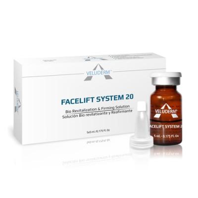 FACELIFT SYSTEM 20 - 5 ml 1 флакон