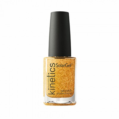 Kinetics, Лак для ногтей SolarGel № 415, Sparkling