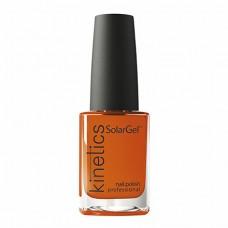 Kinetics, Лак для ногтей SolarGel №400, Carrot parrot