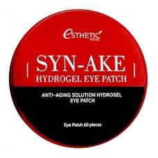 Esthetic House, Гидрогелевые патчи для глаз Syn-Ake, 60 шт.