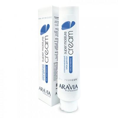 Aravia Professional, Крем для ног Super Moisture суперувлажняющий, 100 мл