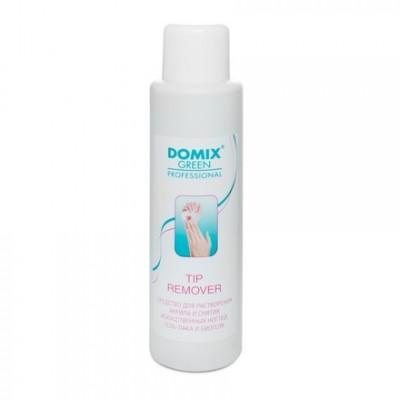 Domix, Tip Remover, Средство для снятия искусственного покрытия, 500 мл