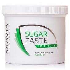 ARAVIA Professional, Сахарная паста «Тропическая» (средней консистенции), 750 г