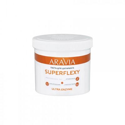 ARAVIA Professional, Сахарная паста Superflexy Ultra Enzyme, 750 г